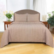 Park B. Smith 3-pc. Weston Comforter Set