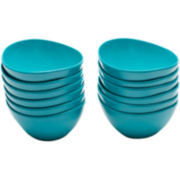 Zak Designs® Moso Set of 12 Bowls