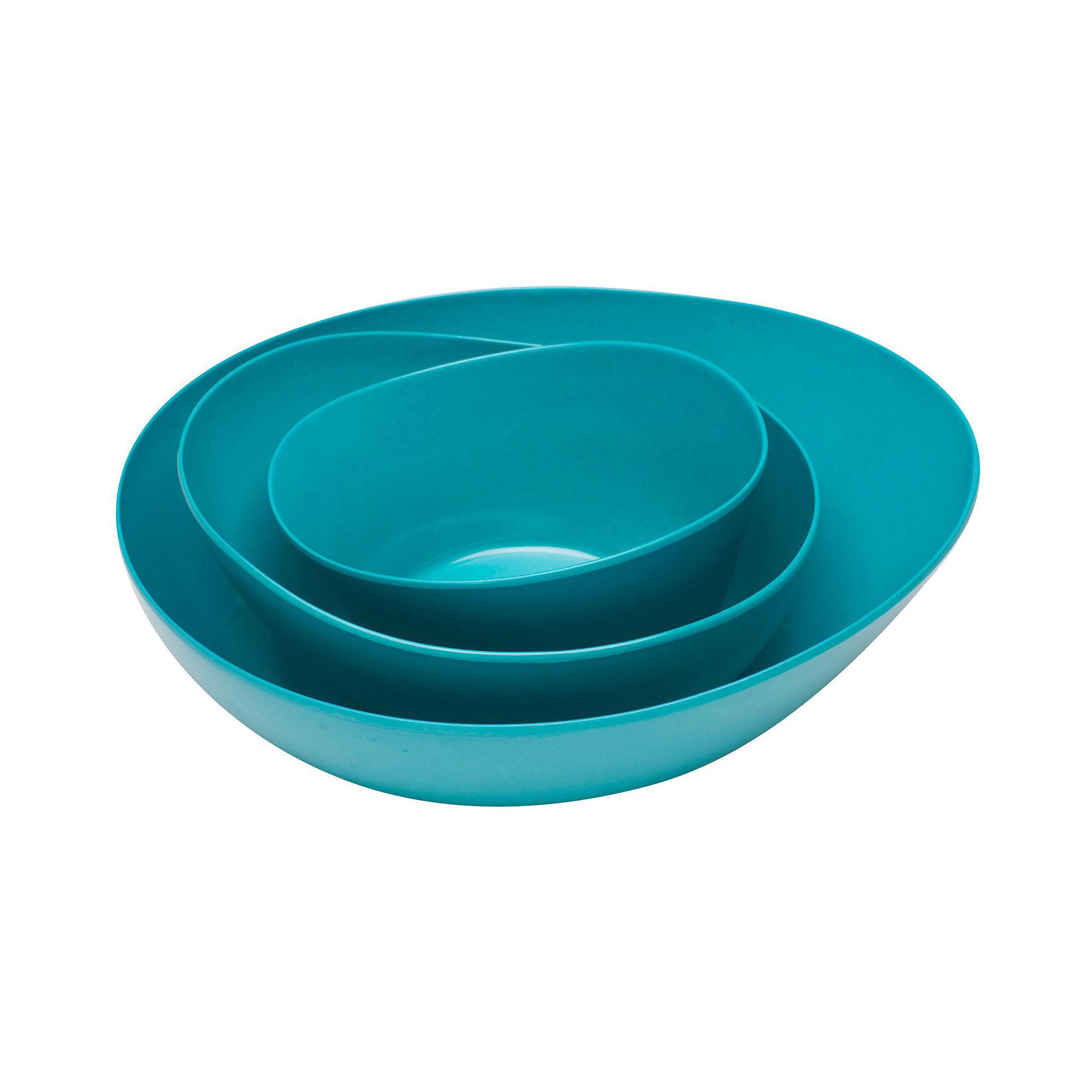 Zak Designs Moso 3-pc. Serving Bowl Set