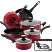 Farberware® New Traditions 12-pc. Nonstick Cookware Set + $20 Mail-In Rebate