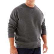 The Foundry Supply Co.™ Fleece Crewneck–Big & Tall