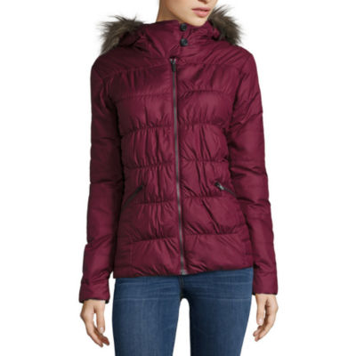 Womens Coats Winter Jackets &amp Vests - JCPenney