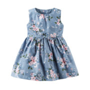 Carter's Short Sleeve Dress Set - Baby