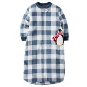Carter's Boys Long Sleeve Sleep Sack Baby 0-24 Mos