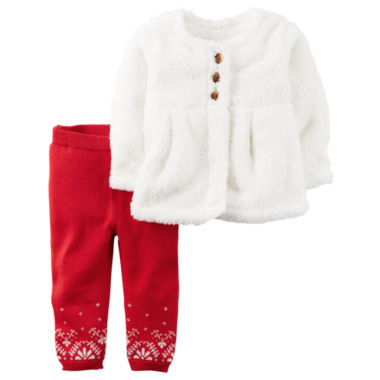 jcpenney.com | Carter's Girls 2-pc. Pant Set-Baby