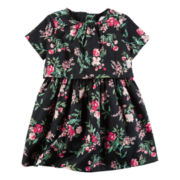 Carter's A-Line Dress - Baby 0-24 Mos