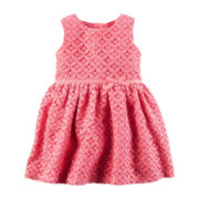 Carter's Short Sleeve Babydoll Dress - Baby