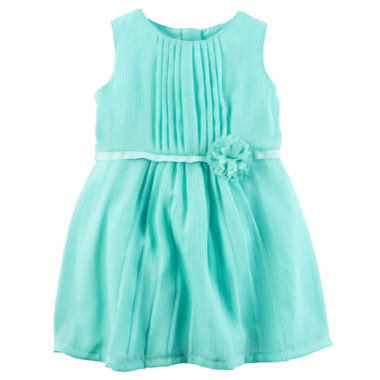 jcpenney.com | Carter's Short Sleeve Babydoll Dress - Baby