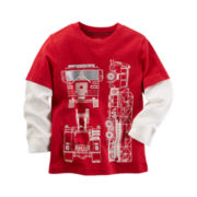 Carter's Graphic T-Shirt - Preschool 4-7X