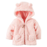 Carter's Fleece Jacket - Baby 0-24 Mos