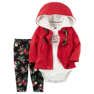 jcpenney.com | Carter's Cotton Cardigan - Baby