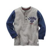 Carter's Henley Shirt - Toddler 2T-5T
