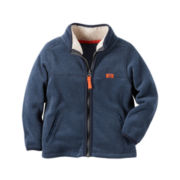 Carter's Boys Fleece Jacket-Toddler