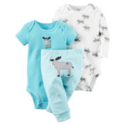 Carter's Boys Layette Set-Baby 0-24 Months