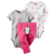 Carter's Girls Layette Set-Baby