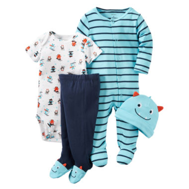jcpenney.com | Carter's Boys Layette Set-Baby