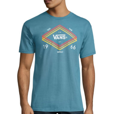 jcpenney.com | Vans® Short-Sleeve Tri-Layer Cotton Tee