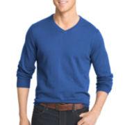 Izod Cotton Pullover Sweater