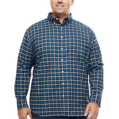 jcpenney.com | The Foundry Supply Co.™ Long-Sleeve Oxford Shirt