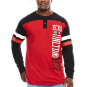 Ecko Unltd.® Rhino Elite Long-Sleeve Henley Tee - Big & Tall