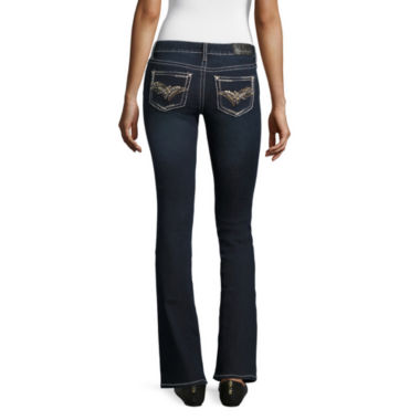 jcpenney.com | Sound Girl Bling Bootcut Sequin Jeans - Juniors