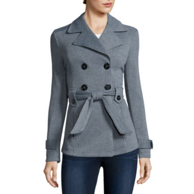 jcpenney.com | Jou Jou Multi-Button Trench Jacket - Juniors