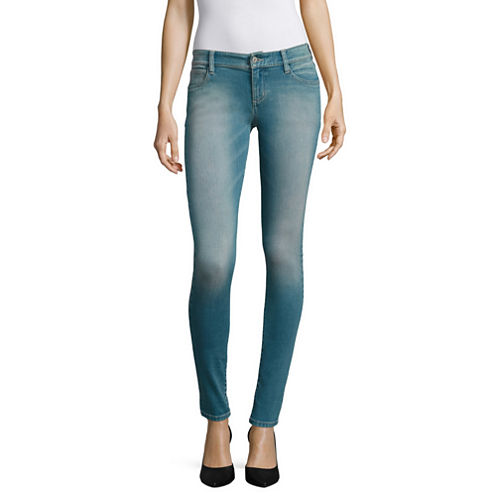 Arizona Luxe Stretch Jeggings - Juniors
