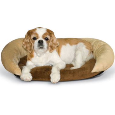 jcpenney.com | K & H Manufacturing Self-Warming Bolster Pet Bed