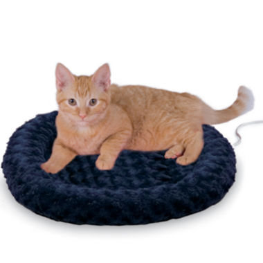 jcpenney.com | K & H Manufacturing Thermo-Kitty Fashion Splash Heated Cat Bed