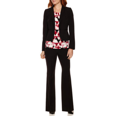 jcpenney.com | Worthington® Essential Blazer, Short-Sleeve Tee or Modern Fit Pants - Petite