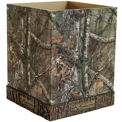 Realtree Waste Basket