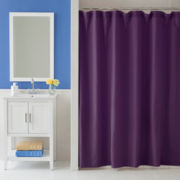 Martex Microfiber Shower Curtain
