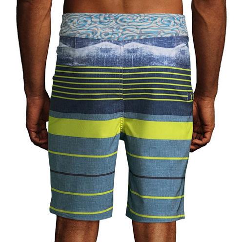 Pipeline Plaid Board Shorts