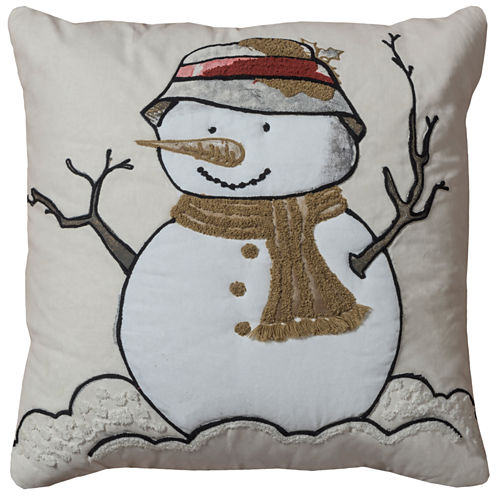 Rizzy Home Throw Pillow