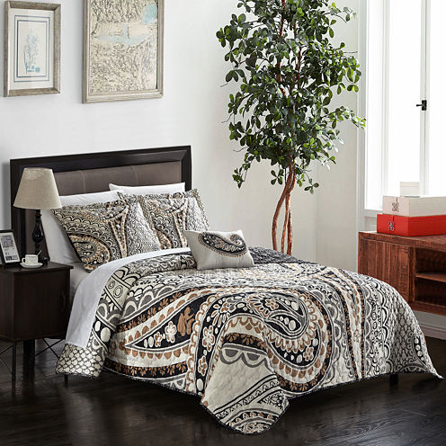 Chic Home Bryson Quilt Cover Set