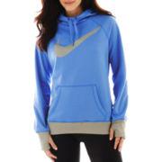 Nike® Swoosh Pullover Hoodie