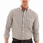 JOE Joseph Abboud® Long Sleeve Button-Front Shirt