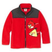 Angry Birds™ Brushed Fleece Denali Jacket - Boys 4-7