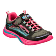 Skechers® Sparkle Lites Lite Kick II Girls Sneakers