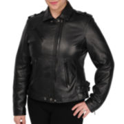 Excelled Motorcycle Jacket - Plus