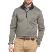 Van Heusen® Traveler Quarter-Zip Pullover