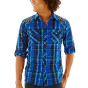 Chalc® Long-Sleeve Woven Shirt