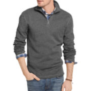 Arrow® Long-Sleeve Quarter-Zip Fleece Pullover