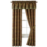 Montverde Tropical 2-Pack Curtain Panels