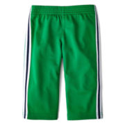 Okie Dokie® Track Pants - Boys newborn-24m