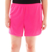 Xersion™ Tricot Shorts - Plus