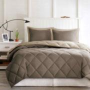 Larkspur Microfiber Down Alternative Comforter Set