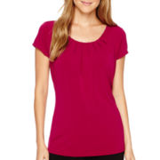Worthington® Essential Short-Sleeve T-Shirt - Petite