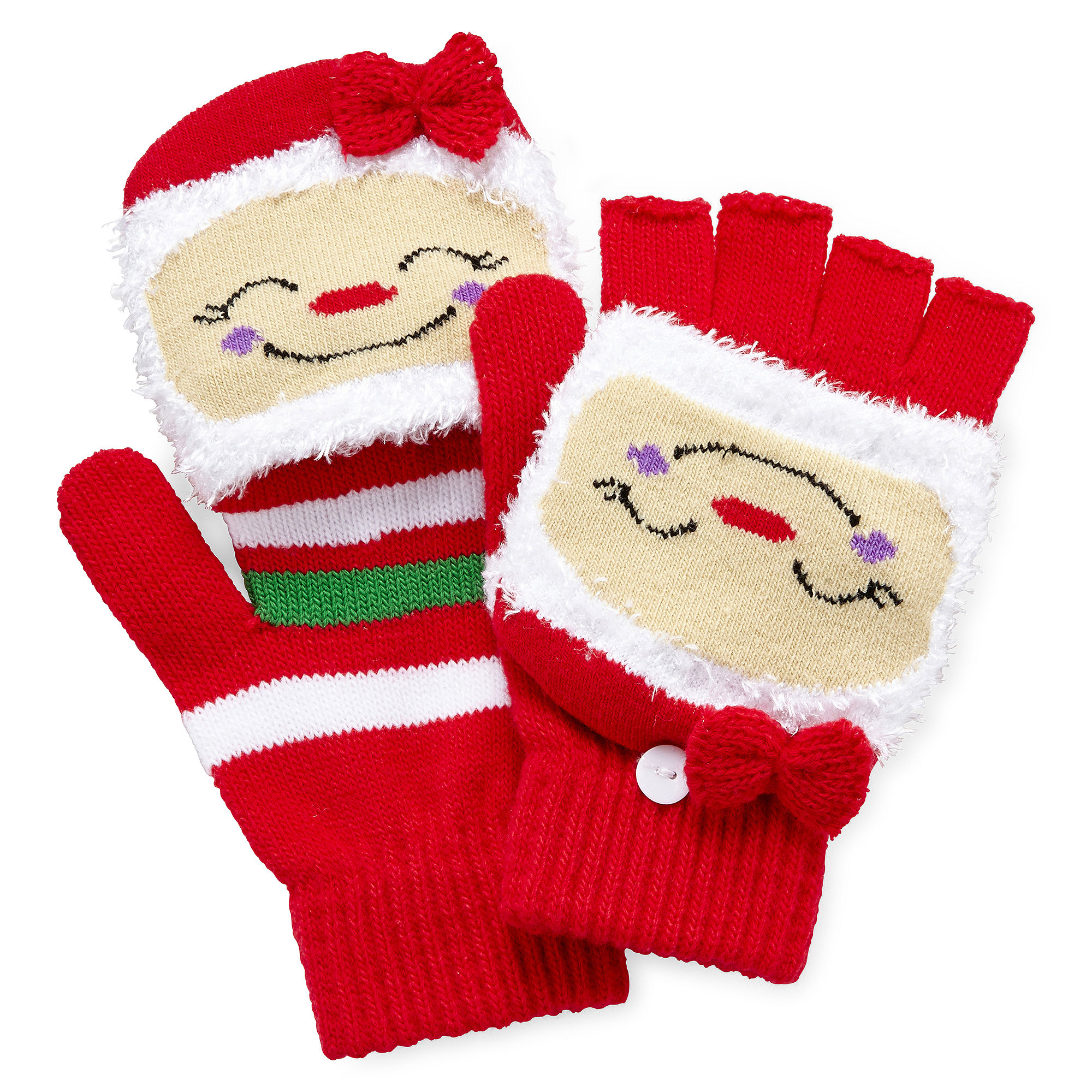 Mixit Animal Flip-Top Gloves