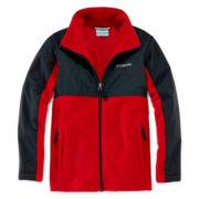 Colombia® Fort Rock Hybrid Jacket - Boys 6-18